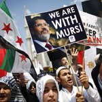All Muslims world are stand with morsi. #PakistanStandsWithMorsi http://t.co/FLiQXlR5dY