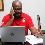"""1. Mahama sees Dumelo and Yvonne Nelson lovebird pictures on the internet. """"I need just 1 reason to separate them"""" http://t.co/kfAm4uR3nJ"""