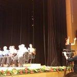 Un 10 a la @UA_Universidad por  compromiso con @Fesord al utilizar intérpretes de lengua de signos en actos oficiales http://t.co/vTGlBasClZ