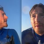 Aangespoeld in Hoek van Holland. Sportcamera met beelden van deze held. Wie kent hem? #DTV RT=fijn #HvH http://t.co/eOBpzvZX3q