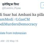 See how @ArvindKejriwals volunteer abuse honorable @PMOIndia Sri @narendramodi. #AbusiveAAP http://t.co/Q1TkOslUmv