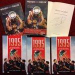 Om 14:30 uur de #Ajax1995-twitterquiz! De prijzen liggen klaar! http://t.co/lBgMtk72ER