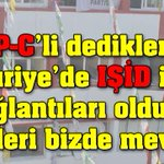 DHKP-Cli dedikleri kişi, Suriyede IŞİD ile bağlantıları olduğu bilgileri bizde mevcut http://t.co/FXlfhcMu0k http://t.co/ByxrMSPHON