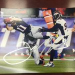 Its his birthday, but you get the present! RT to enter to win a signed @Edelman11 photo: http://t.co/kfY08gWr1e http://t.co/zBjtrukJKm