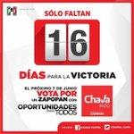 Cada día falta menos para tener #OportunidadesParaTodos con @ChavaRizo http://t.co/Eg9XhFbuw0