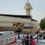 تنظيم #داعش يتبنى الهجوم الانتحاري على مسجد في بلدة #القديح بـ #القطيف http://t.co/vsIOXSQnPX #تفجير_القطيف http://t.co/hrpsHQu05I