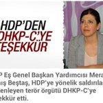 HDP Kendi Binalarına Bombalı Saldırı Yapan DHKP-Cye Teşekkür Etti.! #OyVermekYetmez http://t.co/CMyVFYfK3I http://t.co/gBnQlt7Kl8
