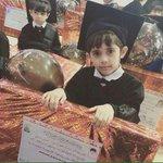 """الطفل """" #حيدر_المقيلي """" أصغر ضحايا الجريمة الإرهابية في القديح. #تفجير_ارهابي_في_القطيف - http://t.co/70y4697v2i"""