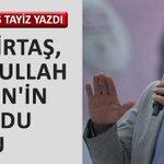 Seri KATİL @hdpdemirtas ve FETÖ KOLKOLA. @DARKAPI dan>Demirtaş, F. Gülenin umudu oldu. http://t.co/GZzEI4qvjO http://t.co/9vcI6WlDD4