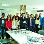 Selahattin Demirtaş, BirGünü ziyaret etti. http://t.co/WTm1odLhRK