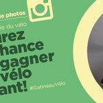 Vous avez jusquà 23h59 pour participer à notre #concours #Instagram! Utilisez #GatineauVélo #Gatineau #vélogat http://t.co/Dutai9AdoI