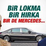 Erdoğandan DİB Mehmet Görmeze Jest: MERCEDES HEDİYE ETTİ http://t.co/HgqDaxaOzL http://t.co/R9maF0g7p0