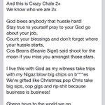 Lyrics to @ELrepGHs #BAR2 THIS IS CRAZY CHALE single. @AkosuaHanson @berlamundi @VisionDj http://t.co/q6FC34g4BY