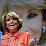 """Esperanza Aguirre, sobre su falta de programa: """"No sirven para nada, nadie se los lee"""" http://t.co/pzJEY0MFAK http://t.co/rJsDJgiTou"""