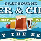 Beer & Cider by the sea this weekend. We have the best view in Eastbourne for it! Come and say hi! @visiteastbourne http://t.co/CfIDTtv5fs