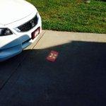 @stricklinMSU @CoachDanMullen @riley_rochelle Even Alabama cars are reflecting maroon pride on #MaroonFriday http://t.co/AHSr4yMJt1