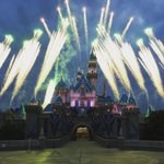 #Disneyland60 has officially begun! Whos ready to dazzle?! http://t.co/J9JMP68nNS