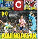 #EnPortada San @LuisEMichel salva a las @Chivas de caer ante @ClubSantos http://t.co/OItbrKQLTH http://t.co/3vKa2BAoxQ