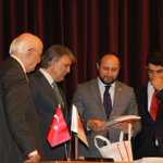 11. Cumhurbaşkanı Abdullah GÜL, MTTB Genel Merkezini ziyaret etti. http://t.co/3kRc9OLDpN