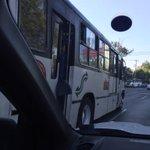 Chofer si se da cuenta de la capacidad de su autobús? @Trafico_ZMG es el colmo! http://t.co/YDdmQX0g1k