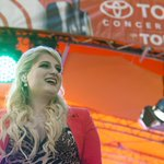 Thanks to @Meghan_Trainor for an amazing start to our Summer Concert Series! #MeghanTODAY http://t.co/hlcxIKD5Rx