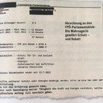 """Der FPÖ-Parlamentsklub beschäftigt laut NEWS eine Wahrsagerin für Kraft, Energie & """"Schutzmantel bei Auftritten"""": http://t.co/I18J3WcF9e"""