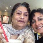 Cofi date wt ma... Hw about a sugar free coffee wt icecream? Tats moms demand! My mom my Little baby http://t.co/ruc9WjqFlx
