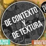 Este sábado 23 de mayo en el #MundoNuevo en el #EscenarioNaranja #EnPalmasConfiamos. http://t.co/9FnnNaEvzn