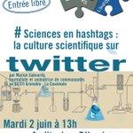 """Jinterviendrai aux @ateliersinfo du 2 juin à 13h > """"Sciences en HT : la #CSTI sur Twitter"""" : http://t.co/wd0Rz2RpVY http://t.co/hODGWByOyf"""