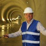 """""""Üsküdar-Ümraniye-Çekmeköy-Sancaktepe Metrosu""""nda sona yaklaşıldı. http://t.co/UNlOglYpMO http://t.co/0KSNEBuHe6"""