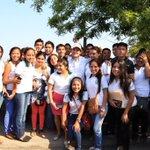 Fomentaré como presidente municipal las actividades culturales y deportivas entre los niños y jóvenes de #Centro. http://t.co/Y9RREfc3y8