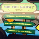 Had a chance to ride the COOL bus in #Lowell. Did you know..... http://t.co/J0DldrqOUZ