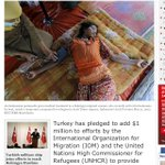 Turkey is doing what other Islamic countries cant. Saving Morsi & help refugee of Rohingya. Thank you Turkey! http://t.co/dWbpatpWVD