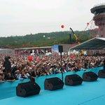 Sn Cumhurbaşkanımız Ordu-Giresun Havalimanı Açılışında konuşma yaparken http://t.co/zP7Q4Q0edL