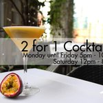 TWO FOR ONE COCKTAILS - 5pm until 10pm! DJ KICKING OFF AT 10pm #Birmingham #twoforone #cocktails http://t.co/S4I8tY5Dra