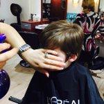 Haircut time! https://t.co/itvBTT3csc #BeforeAndAfter #JRhilton