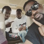 Riding around with ma people @KemenyaTVee @AkwaboahMusic GoodMusic anytime we Link up http://t.co/DUfSumSXdt