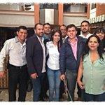 Acompañando a nuestra amiga @LauHaro en #zapopan generando @ChavaRizo #OportunidadesParaTodos #ejr #ur @LedonJorge http://t.co/FtazTgDYpG