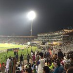 #Lahore stadium jam packed with cricket fans witnessing revival of cricket in #Pakistan #CricketComesHome #PakvsZim http://t.co/diu6pNzSEh