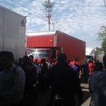 En 30 minutos aproximadamente los tráileres con material electoral partirán a su distrito de destino @NTRGuadalajara http://t.co/BD1m5fLU4s