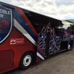 Les joueurs du #FCG quittent Grenoble pour Lyon ce soir #LOUFCG http://t.co/Xh78AlYyXM