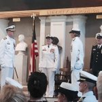 Welcome to @USCGNortheast Captain Gelzer who assumed command of Sector #Boston today! #FEDS #FF http://t.co/hZ5vGyjU0Y
