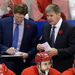 ICYMI: @NHLCanes head coach Bill Peters discussed his long history w/ Mike Babcock: http://t.co/jbYk1UfJcc http://t.co/QuxD11GBAo