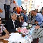 İstanbul Bakırköy Özgürlük Meydanındaki AK Nokta standı ziyaretimden kareler (2) http://t.co/QJPuwOPHpH
