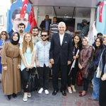 İstanbul Bakırköy Özgürlük Meydanındaki AK Nokta standı ziyaretimden kareler (1) http://t.co/xWdVXI9sVd