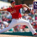 After serving in the US Navy, @Mitch_Harris2 is now pitching for @Cardinals. Watch his story on #MLBTonight, 6pE! http://t.co/xEHM2PNN9f