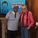 RT @iamjrmartinez: Thanks again @kingsthings - this was an awesome opportunity to discuss the PBS @LincolnAwards which airs tonight!
