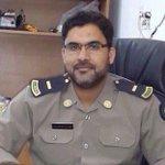 الدفاع المدني ينعى رئيس الرقباء كمال حسن كاظم العلويات، والذي وافته المنيه جراء اعتداء هذا اليوم في #القطيف. http://t.co/nViOnLyo51