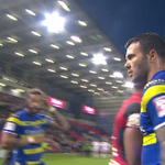 Warrington Wolves have beaten the Salford Devils 34-18. More reaction on Sky Sports 1 now #superleague http://t.co/WNnjC7zLAG