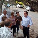 Charlando y acercando nuestras propuestas a vecinos barrio Las Magnolias en la secc. 9na. @JSchiaretti @marcerodio http://t.co/i2oZdABh92